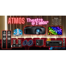 Full Theatre Package (ATMOS)