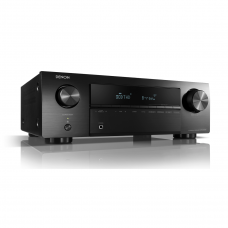 Denon AVR-X250BT - 5.1 Channel AV Receiver